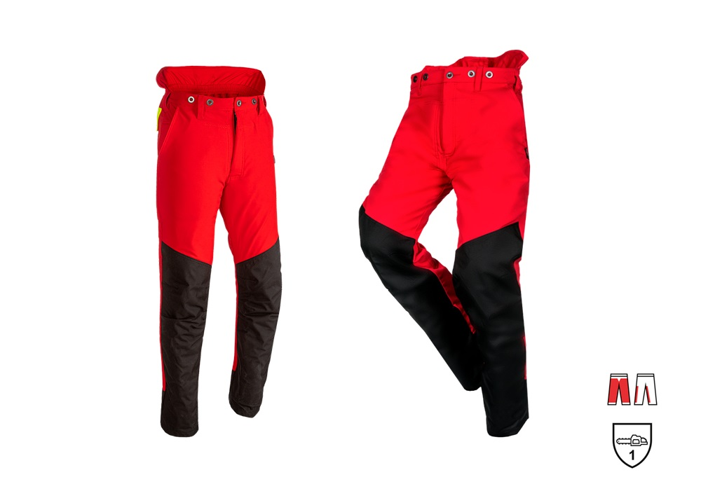 PANTALON ANTICORTE ECO FLEX CLASE 1 ANOVA 99-6301/05