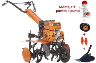 MOTOAZADA ANOVA MC507 + MONTAJE Y PUESTA A PUNTO